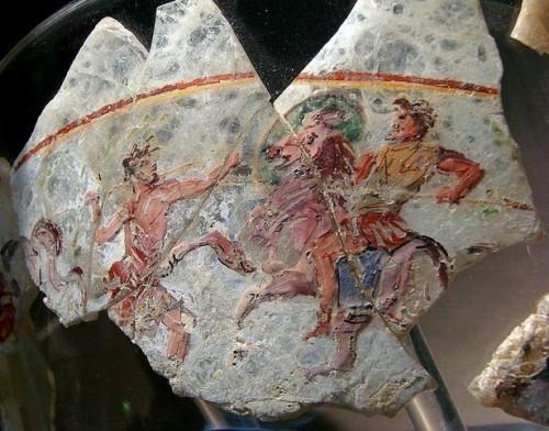 Técnicas de combate do mundo antigo