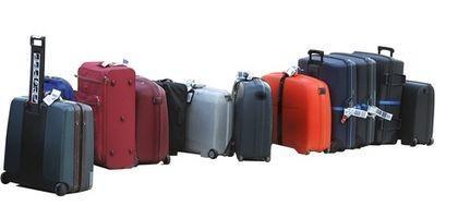 Alaska Airlines verificado Requisitos Baggage