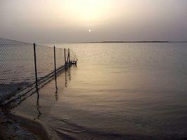 Hotéis perto do Mar Morto