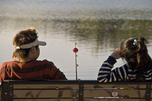 Como amarrar uma linha de pesca