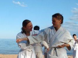 Como condição de seu corpo para Karate