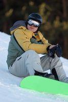 Como Fazer um Skate Em um Snowboard