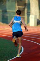 Definição de metas para corrida