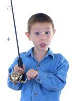Como Enfie uma vara de pesca