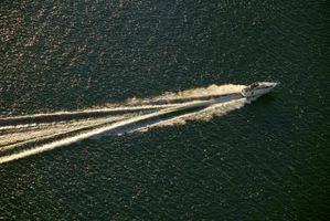 O que fazer se um Barco & Motor Submerge