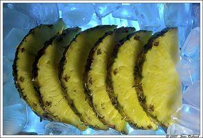Como preparar um abacaxi