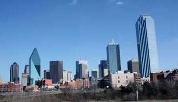 Dallas Hotéis que estão perto de o Dart