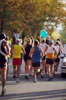 Como treinar para uma maratona com um monitor de coração