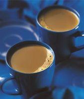 Instruções de coador de café