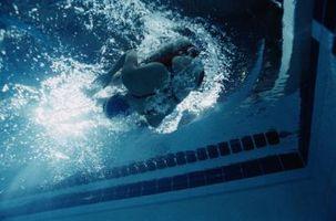 Técnicas para transformar um Lap enquanto nadava