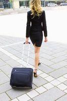 Regras de bagagem de mão aéreas