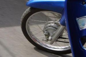 Como adicionar luzes para uma Minibike