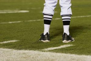 Regras e Regulamentos sobre Out of Bounds NFL