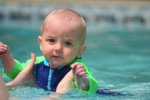 Níveis de natação Lições