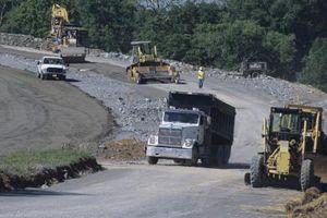 Califórnia Requisitos para Controle de Erosão Estrada Grading