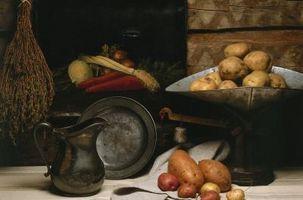 Como fazer Home-Southern Style salada de batata