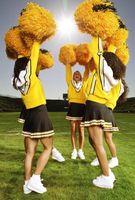 Actividades de ligação para Cheerleaders