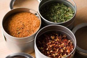 Como fazer sua própria pimentão Mix