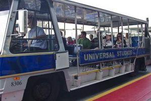 Como encontrar bilhetes com desconto para Universal Studios Orlando