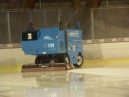 Treinamento de velocidade em terra seca para Hockey
