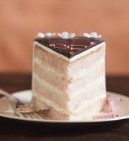 Lista de recheios de bolos