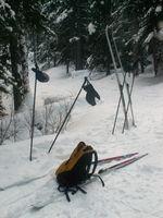 Como encerar Skis para Ski Skating