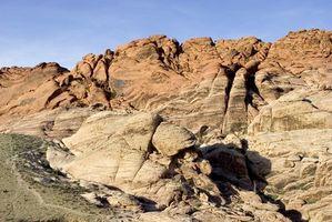 Como caminhar no Red Rocks