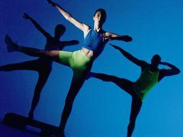 Alternativas exercícios aeróbicos para repetidores joelho