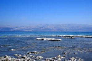 Mergulho do Mar Morto