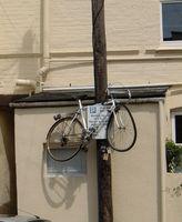 DIY Garagem bicicletário