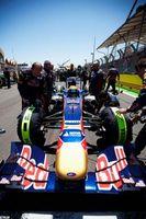 Famosa fórmula Números carro uma raça