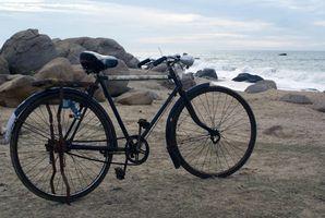 Como converter uma bicicleta de estrada para uma engrenagem da bicicleta fixa