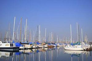 Por que os proprietários ancoradouro seus barcos Internacionalmente?