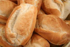 Como congelar Pão Rolls