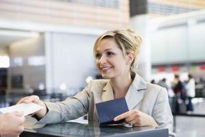 Como encontrar bilhetes com desconto de avião