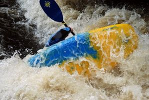 Whitewater Rafting em Pittsburgh, Pensilvânia
