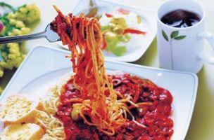 Que tipo de vinho tinto é o melhor para usar no molho do espaguete?