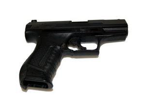 Como limpar uma Glock modelo 22 ou 23