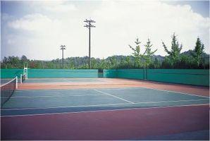 Como obter uma falha no tênis