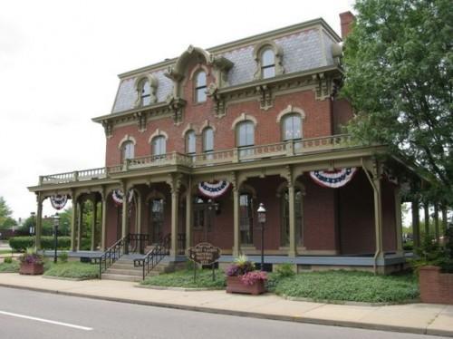 Como visitar Casas dos Presidentes em Ohio
