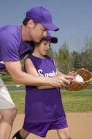 Regras e regulamentos sobre o Morcegos em lenta do softball do passo