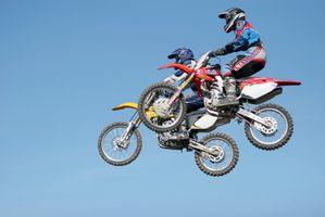 Como faço para conseguir patrocínio para Drag Racing Dirt Bikes?