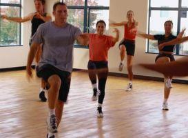 Dança Ideas Aula de Exercício Físico