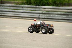 Que baterias funcionam melhor em um carro de RC?
