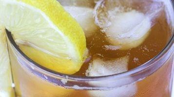 Como fazer Raspberry Iced Tea