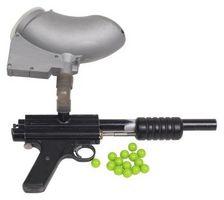 Como fazer meu Paintball Gun totalmente automático