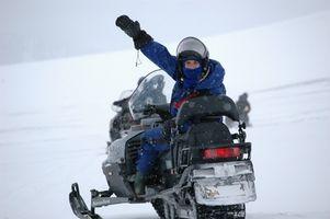 Lakewood, Wisconsin, snowmobile
