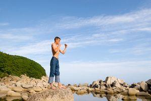 Exercícios Karate Postura