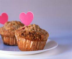 Suplente farinha para Muffins