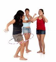 Como Iniciar um Grupo de Fitness Hula Hoop